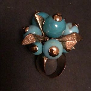 Jewelry - 🎉❤️Turquoise statement ring